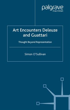 Art Encounters Deleuze and Guattari (eBook, PDF)