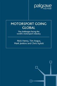 Motorsport Going Global (eBook, PDF)