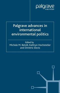 Palgrave Advances in International Environmental Politics (eBook, PDF)
