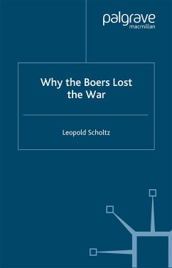 Why the Boers Lost the War (eBook, PDF)