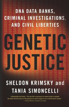Genetic Justice (eBook, ePUB) - Krimsky, Sheldon; Simoncelli, Tania