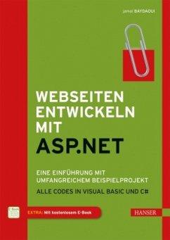 Webseiten entwickeln mit ASP.NET