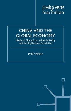 China and the Global Economy (eBook, PDF) - Nolan, P.