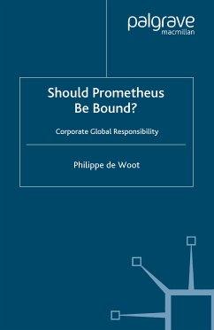 Should Prometheus be Bound? (eBook, PDF)