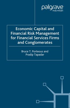 Economic Capital and Financial Risk Management for Financial Services Firms and Conglomerates (eBook, PDF)