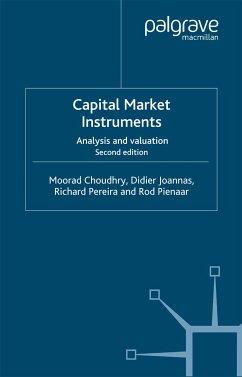 Capital Market Instruments (eBook, PDF)