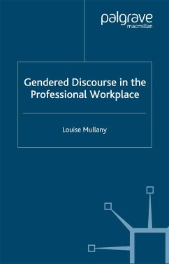 Gendered Discourse in the Professional Workplace (eBook, PDF)