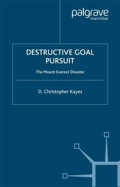 Destructive Goal Pursuit (eBook, PDF)