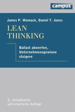 Lean Thinking (eBook, PDF) - Jones, Daniel T.; Womack, James P.