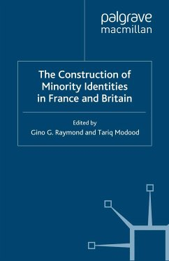 The Construction of Minority Identities in France and Britain (eBook, PDF)