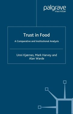 Trust in Food (eBook, PDF)