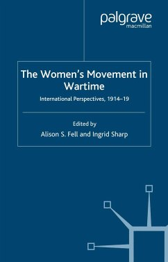 The Women's Movement in Wartime (eBook, PDF)