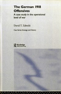 German 1918 Offensives (eBook, PDF)