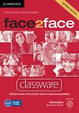 Elementary - Classware, DVD-ROM / face2face, Second edition