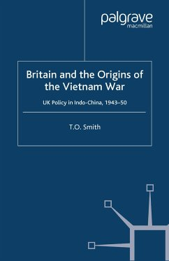 Britain and the Origins of the Vietnam War (eBook, PDF)