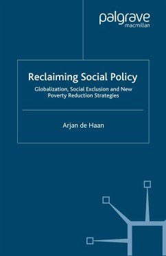 Reclaiming Social Policy (eBook, PDF)