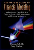 The Oxford Guide to Financial Modeling (eBook, ePUB)