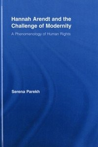 Hannah Arendt and the Challenge of Modernity (eBook, PDF)