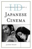 Historical Dictionary of Japanese Cinema (eBook, ePUB)