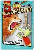 Löwenalarm / Olchi-Detektive Bd.3