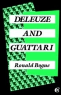 Deleuze and Guattari (eBook, PDF)