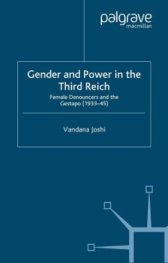 Gender and Power in the Third Reich (eBook, PDF)