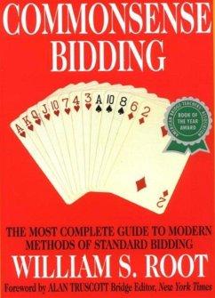 Commonsense Bidding (eBook, ePUB) - Root, William S.
