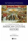 A Companion to American Cultural History (eBook, PDF)