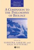 A Companion to the Philosophy of Biology (eBook, PDF)