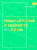 Numerical Methods in Engineering with Python (eBook, PDF)