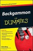 Backgammon For Dummies (eBook, PDF)