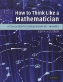 How to Think Like a Mathematician (eBook, PDF)