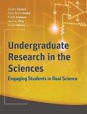 Undergraduate Research in the Sciences (eBook, ePUB)