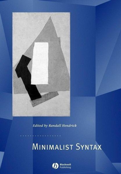 Minimalist syntax ebook pdf for Minimalist leben