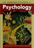 Cambridge Dictionary of Psychology (eBook, PDF)
