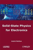 Solid-State Physics for Electronics (eBook, PDF)