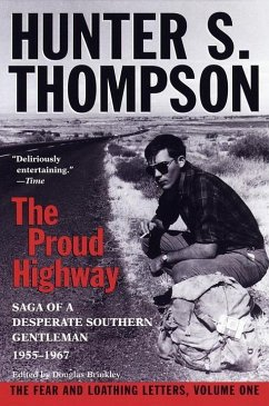 Proud Highway (eBook, ePUB) - Thompson, Hunter S.