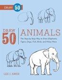Draw 50 Animals (eBook, ePUB)