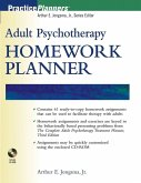 Adult Psychotherapy Homework Planner (eBook, PDF)