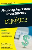 Financing Real Estate Investments For Dummies (eBook, ePUB)