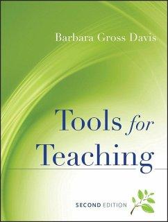 Tools for Teaching (eBook, PDF) - Davis, Barbara Gross