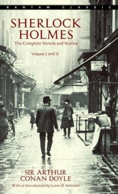 Sherlock Holmes: The Complete Novels and Stories: Volumes I and II (eBook, ePUB) - Doyle, Arthur Conan