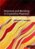 Structure and Bonding in Crystalline Materials (eBook, PDF)