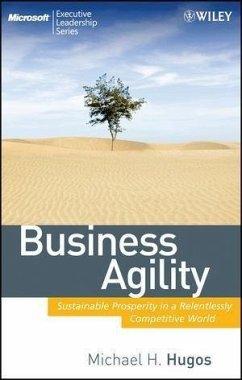 Business Agility (eBook, ePUB) - Hugos, Michael H.