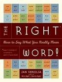 The Right Word! (eBook, ePUB)
