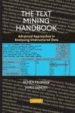 Text Mining Handbook (eBook, PDF)