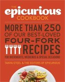 The Epicurious Cookbook (eBook, ePUB)
