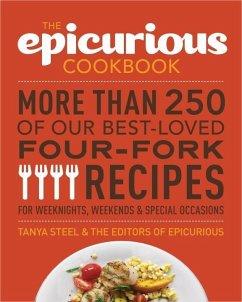 The Epicurious Cookbook (eBook, ePUB) - Steel, Tanya