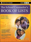 The School Counselor's Book of Lists (eBook, PDF)