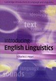 Introducing English Linguistics (eBook, PDF)